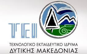 Logo TEI WEST MAKEDONIA